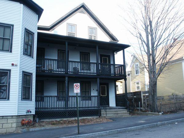 A house on Spruce Street